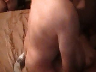 3 Internet Strangers Come Over To Gangbang Wife...