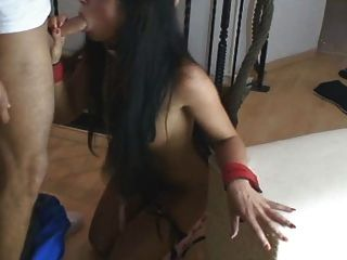 Homemade Ass To Mouth And Bondage
