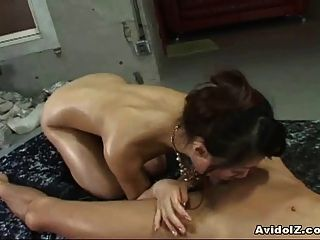 Cute Asian Teen With Nice Ass Fucked Hard!
