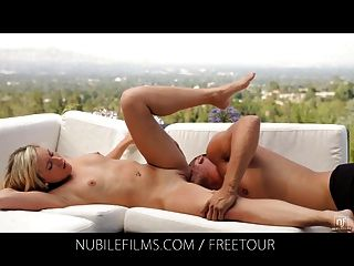 Nubile Films - A First Time For Everything