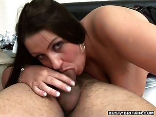 Dani Amour Gets All Holes Fucked
