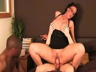 Black Cucki Loves Cum Too