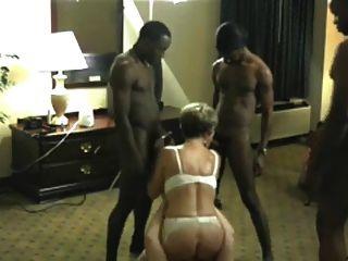 White Wife Black Cocks