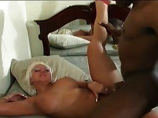 Black Cock For Hot Blonde Milf...usb
