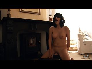 French Girl On Sybian