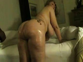 Big Ass Titty White Bitch Getting Fucked Hard