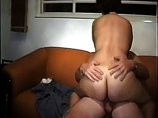 Amateur Granny From Brazil