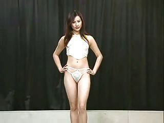 Asian Lingerie Catwalk Edition