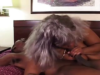 Black Bbw Granda Takes Black Dick