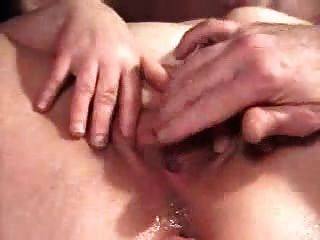 Housewife Squirts 10 Times In A Row!