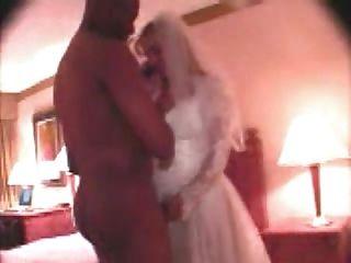 Gabrielle First Wedding Fuck On Phone