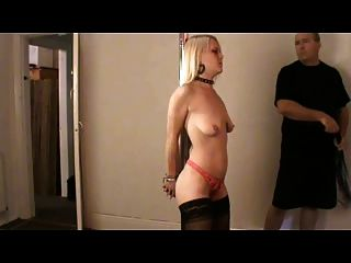 Severe Nipple Clamping