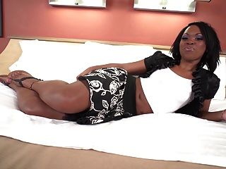 18yr Old Black Teen W Nice Ass In Amateur 1st Time Video