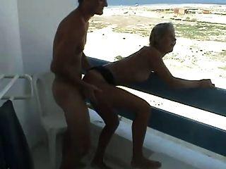 Condo Balcony Banging Port A
