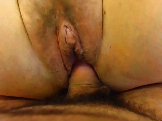 Amateur Cumshot On Pussy