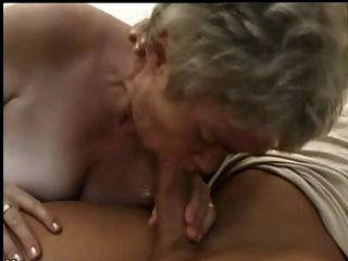 Granny Fucks Youth