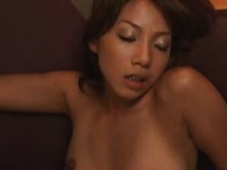 Japanese Beautiful Girl   Cream Pie #1