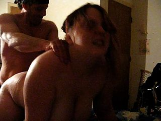 Thick Young Wife Gets Fucked By  White Bull