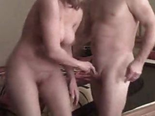 Amateur With Hot Body Riding Dick