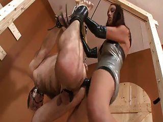 Strap Fun For Slave