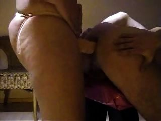 Lucky Husband Gets Strap On Fucked By Sexy Wife 2