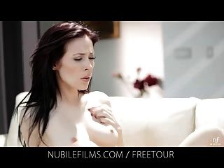 Nubile Films - Lesbian Lovers Share Sweet Pussy Juices