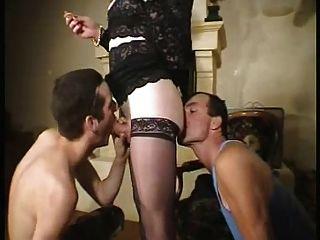 Maitresse Roxanne Trans Actif