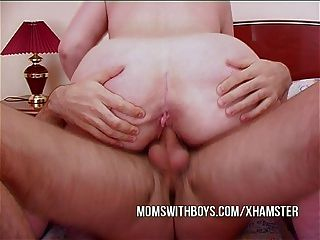 Mama Have Sexy Time With Young Boy