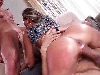 Cum Sucking Blonde Goddess