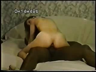 Petite White Wife Handles Huge Bbc