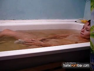 Amateur Couple Fucking In Bath