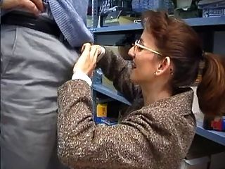 At The Back Storage Room (milf)