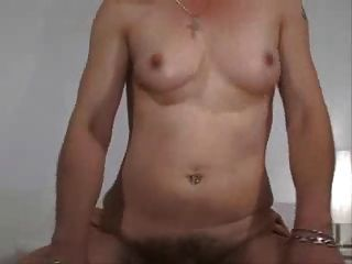 Mature Lady Loves The Cock