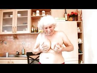 Granny Norma Without A Cock This Time