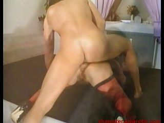 Milf With Hardcore Analsex, Blowjob And Swallowing