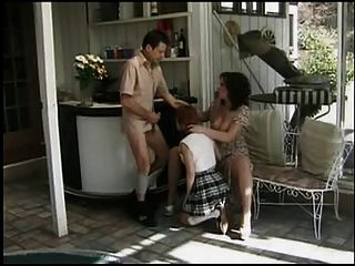 Stp3 sister is horny when she comes home from the prom - 2 part 2