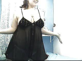 Amena Webcahat Strip Dance