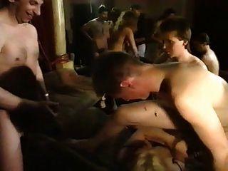 German Gangbang 3