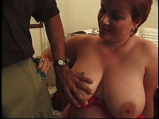 Alternative redhead anally plowed doggystyle 5