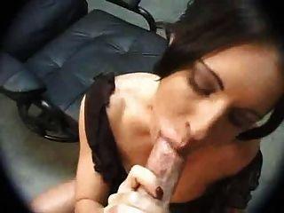 Busty Lady Blowjob