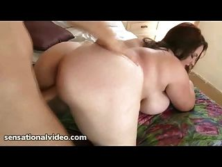 Bbw Danica Danali Fucks A Big Cock For The First Time