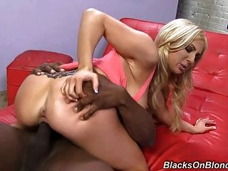 White Whore Christie Stevens On Big Black Cock