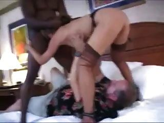 Wife Gets A Tag Team-relentless Boner