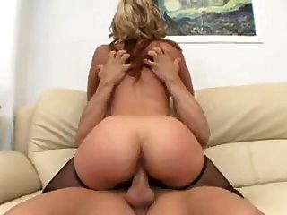 Sarah Vandella Sucks, Get Fucked And Swallows Cum