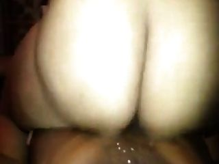 Sexy Ebony Rides My Dick And Cums On It