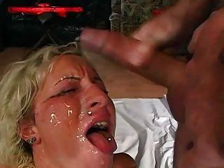 Geile Sperma Bitch 2