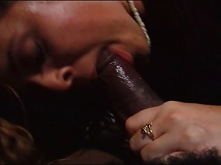 Redhead Loves Sucking Big Black Dick.