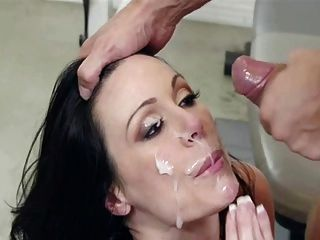 Facial Then Stick Your Cock Back In 3