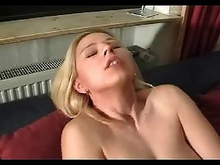 Sexy German Fucks Herself Wit A Toy