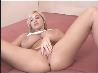 Natural Big Melons Blonde 1